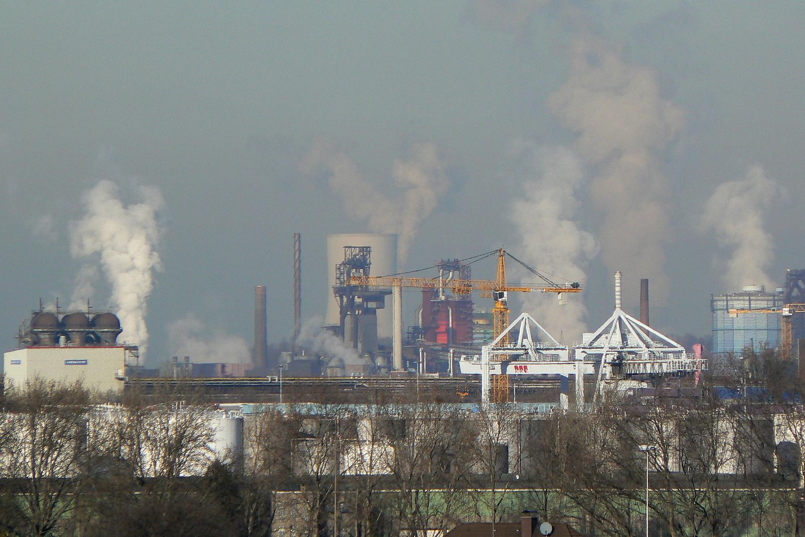 Grüße aus Duisburg