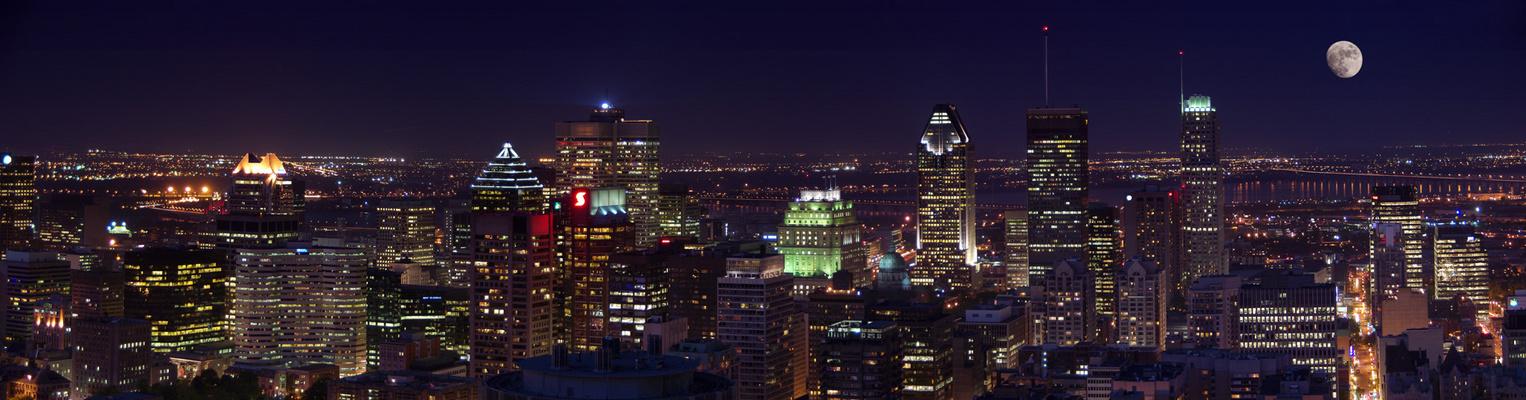 Grüße aus Montreal