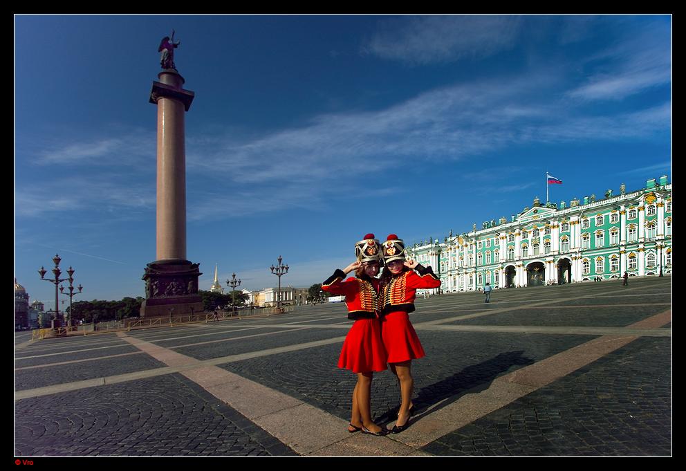 Grüsse aus St. Petersburg