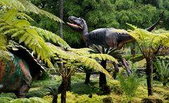 Grüsse vom Jurassic Park