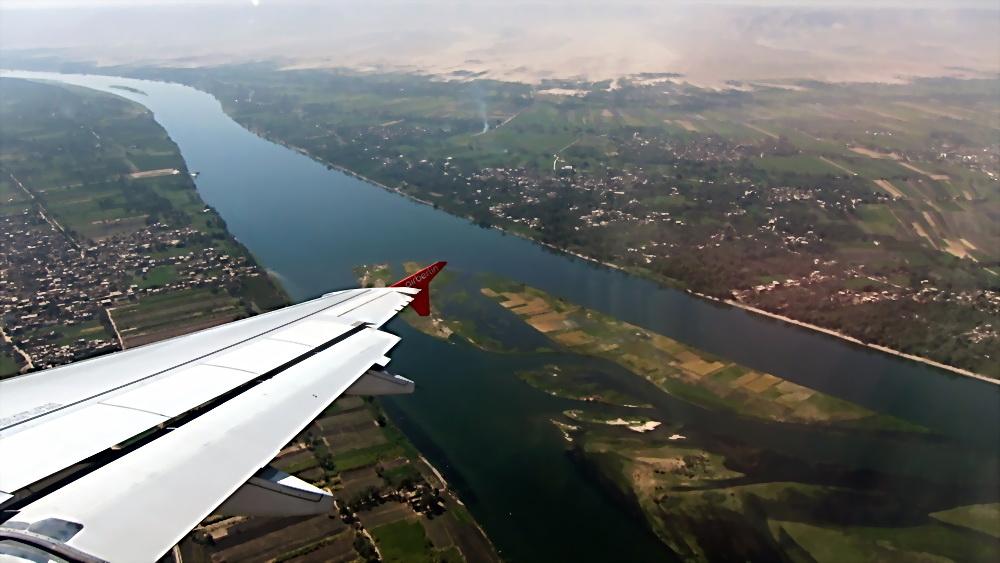 Grüße vom Nil