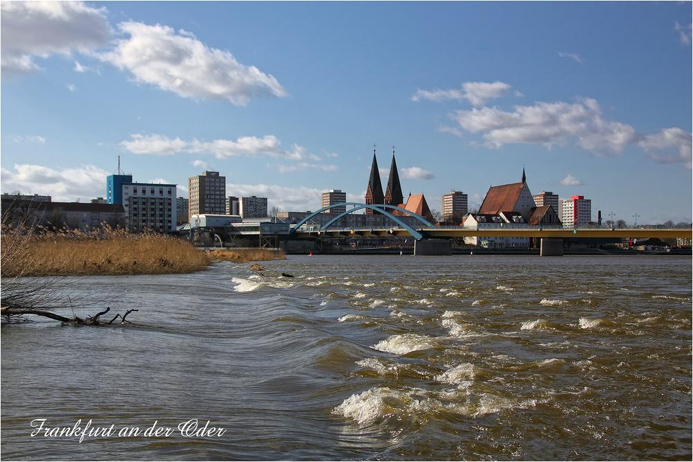 Grüße von der Oder