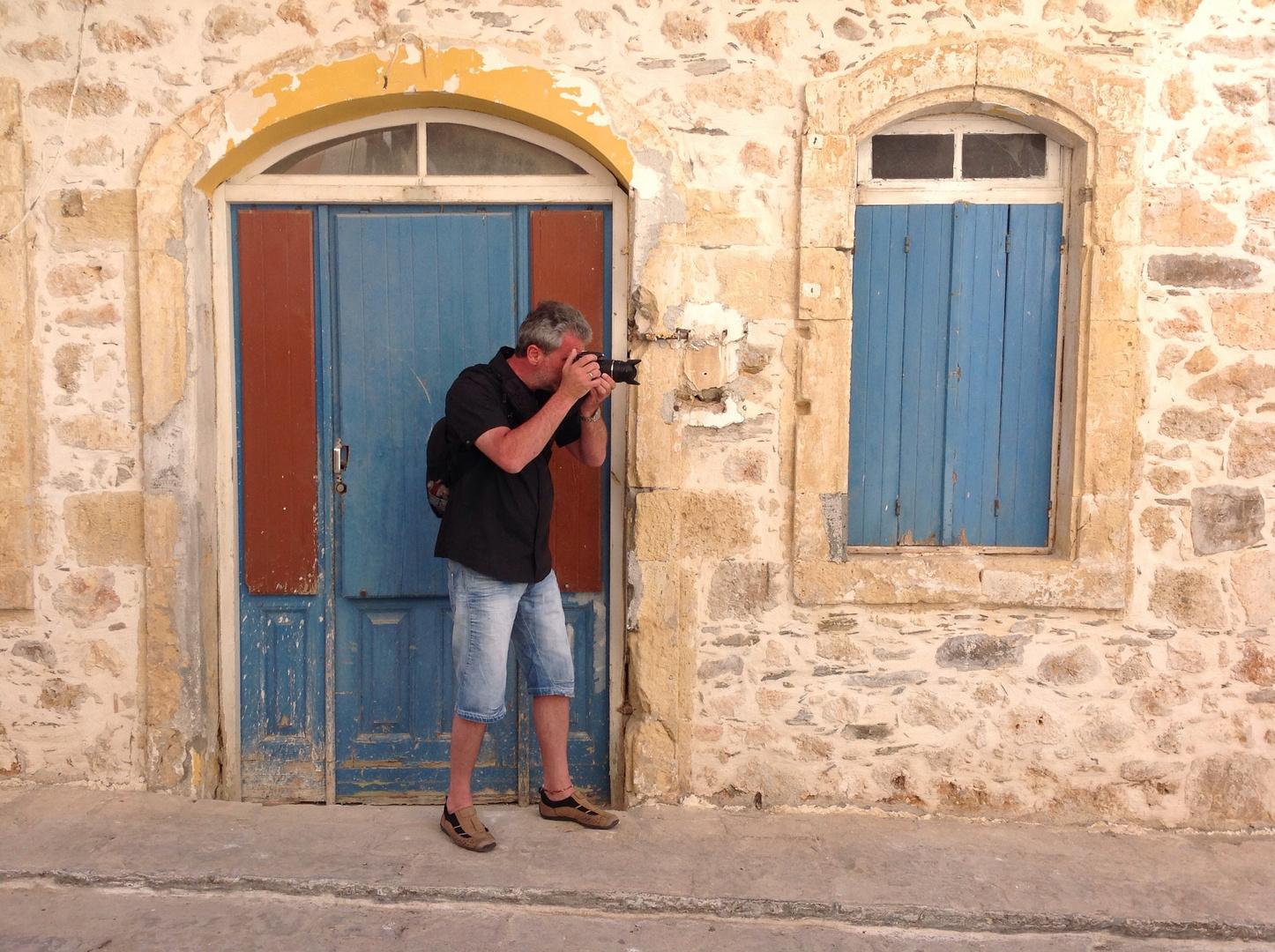 grüße von Kreta