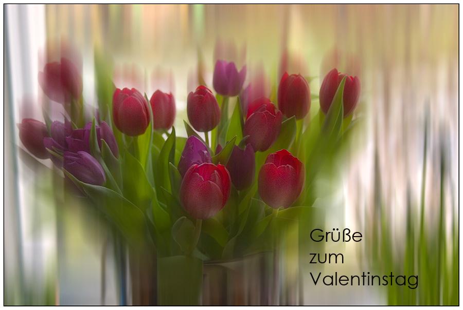 Grüsse zum Valentinstag