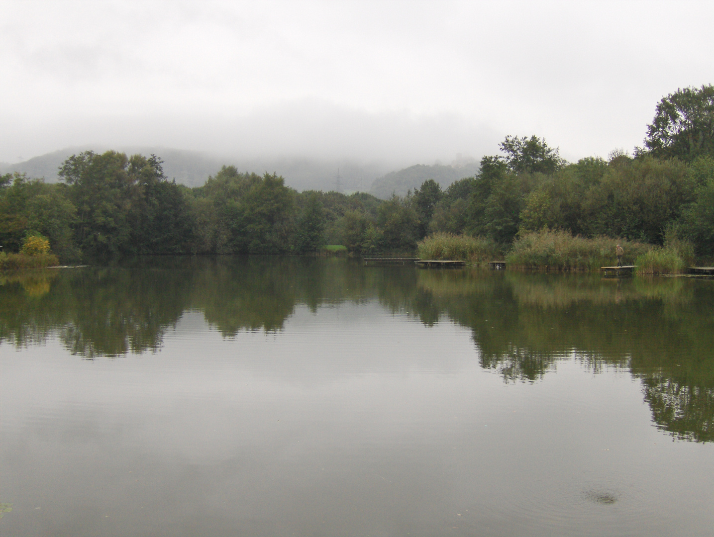 Grüttersee in Lörrach