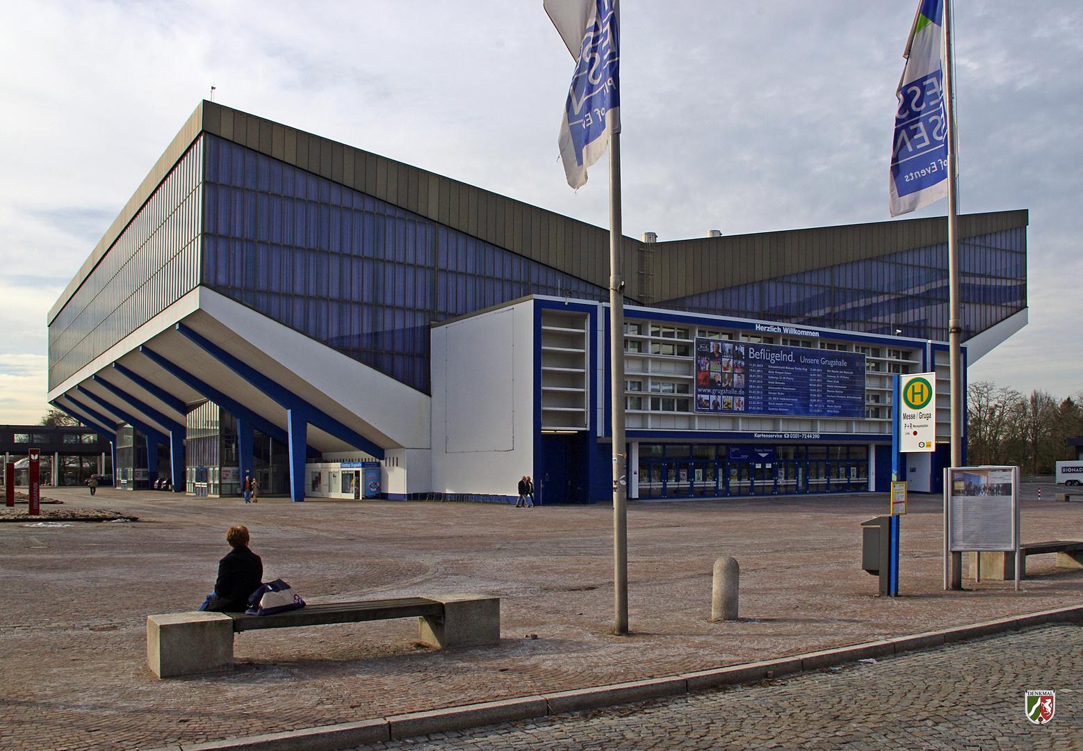 Gruga-Halle