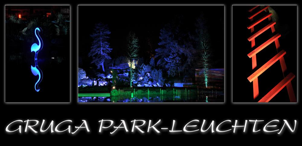 Gruga Park - Leuchten