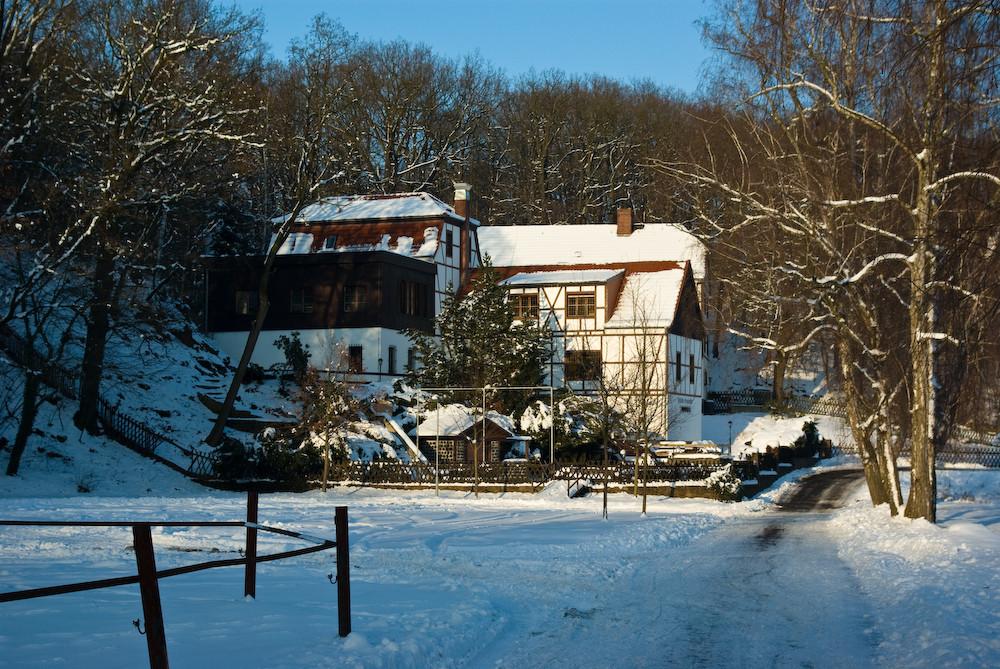 Grundmühle zu Grimma