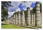 Gruppe der 1000 Säulen