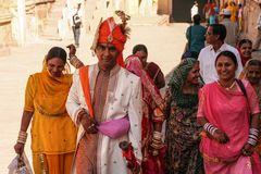 Gruppe street India Rajasthan 359K
