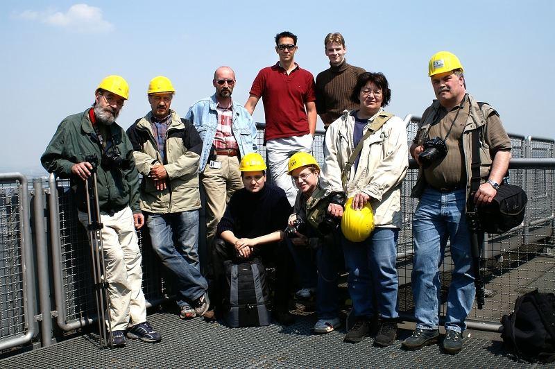 Gruppenbild der Pixeljunkies