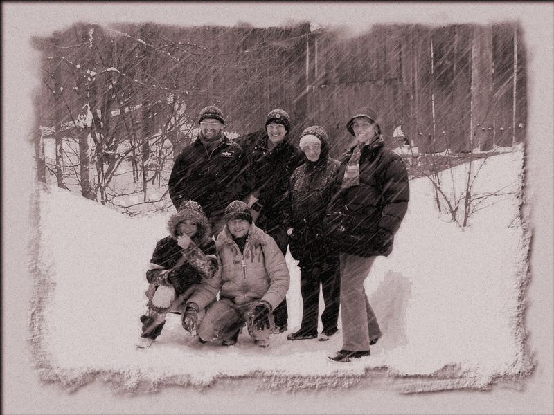 Gruppenbild mit Damen (2)