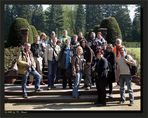 Gruppenbild von der Ohlsdorftour