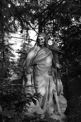 Grusel auf dem Friedhof