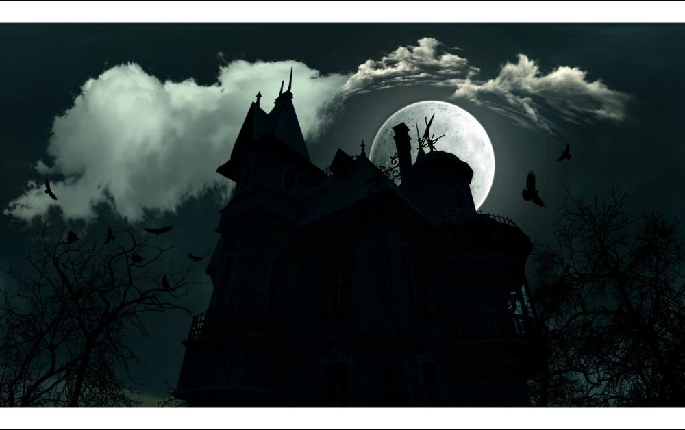 gruselgeschichten foto  bild  fotomontage fantasy