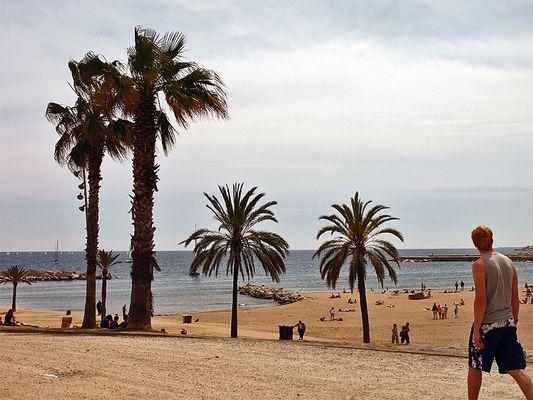 Gruß aus Barcelona