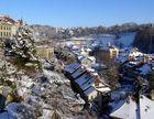 Gruß aus dem verschneiten Bern