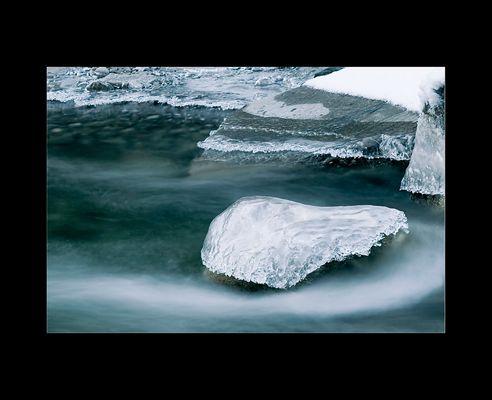 Gruss aus der Eiszeit..