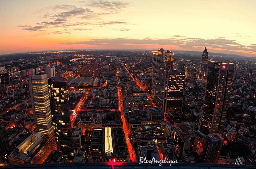 Gruß aus Frankfurt