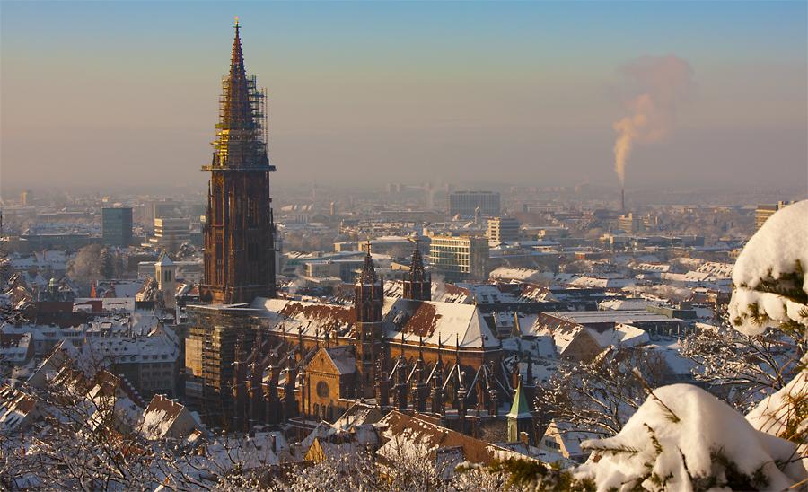 Gruß aus Freiburg