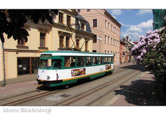Gruß aus Liberec