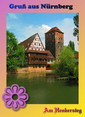 Gruß aus Nürnberg