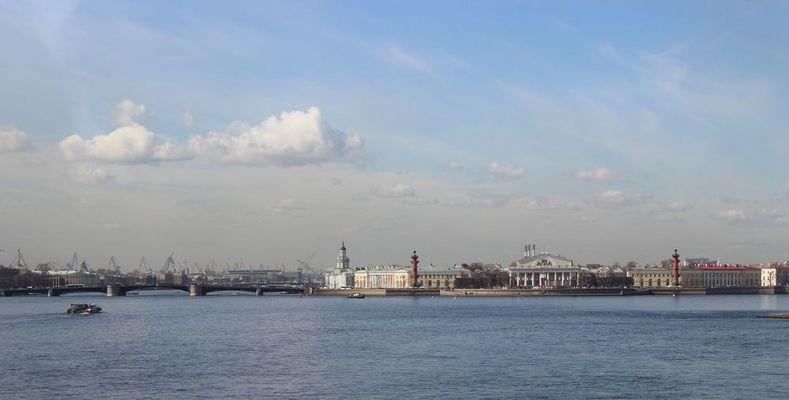 Gruss aus St. Petersburg