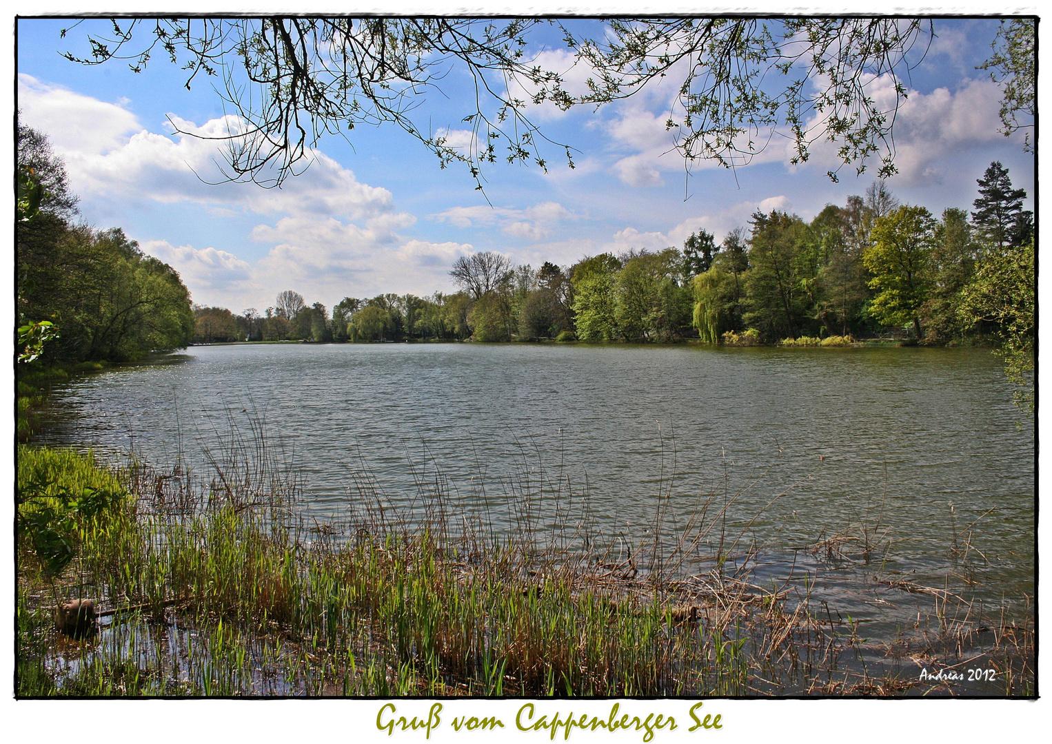 Gruss vom Cappenberger See