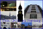 Grußkarte aus Hamburg