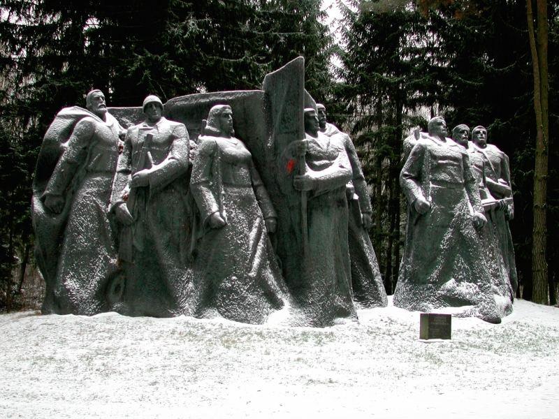 """""""Grutas Parkas"""" - Die Helden der Sowjetunion"""