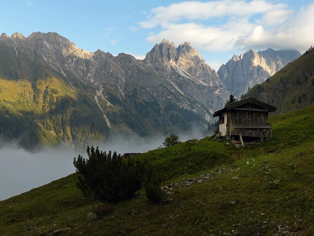 Gschnitzer Bergwelt