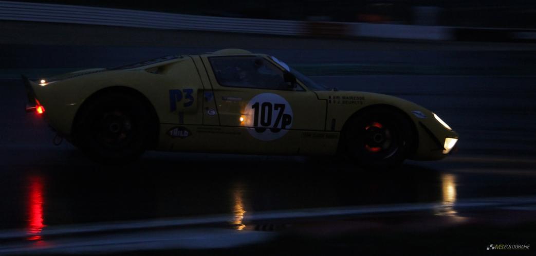 GT 40 zur Nacht