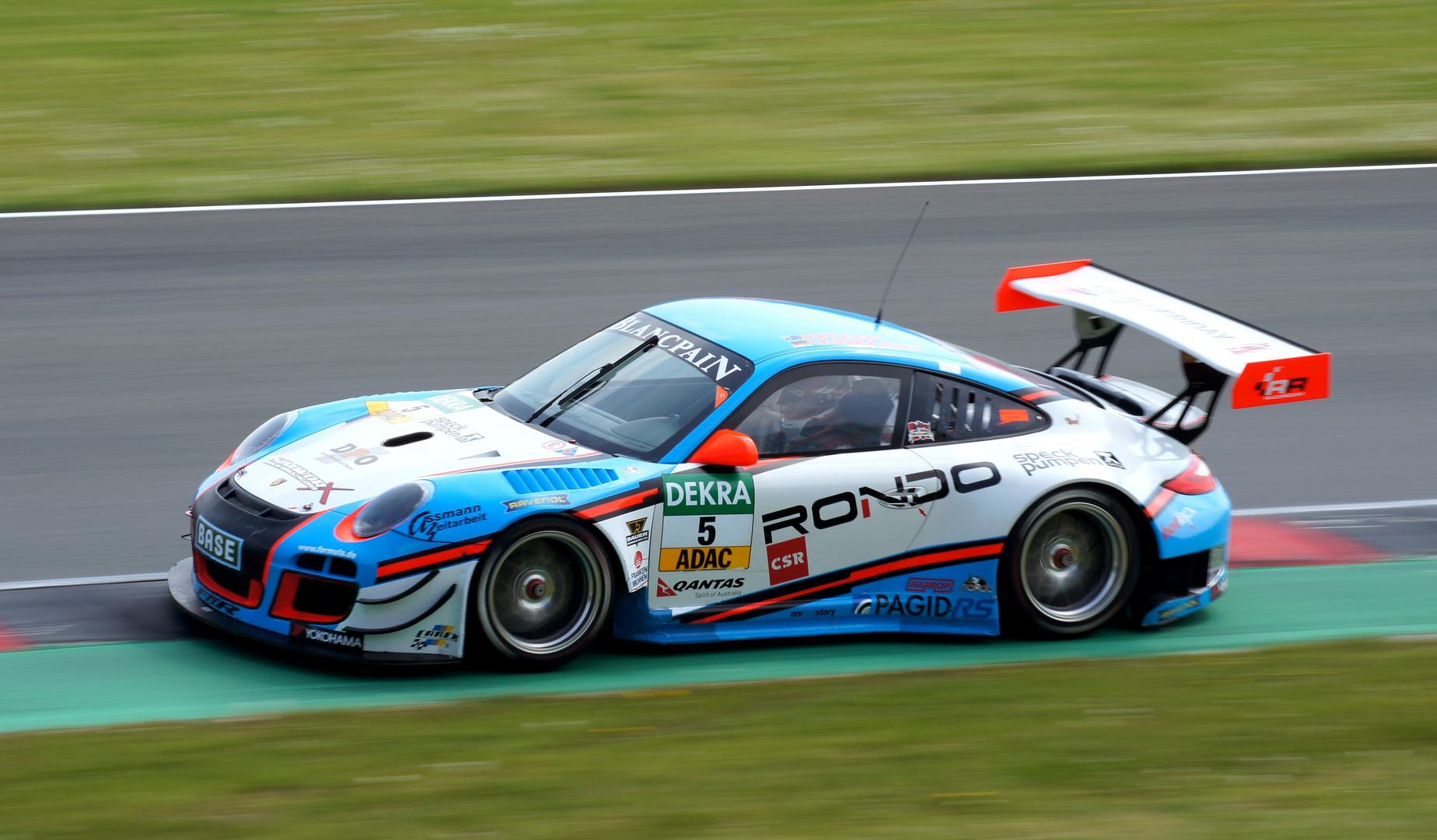 GT-Masters Porsche