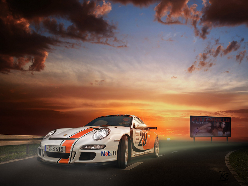 GT3 RS - On the Road to Nowhere (2)