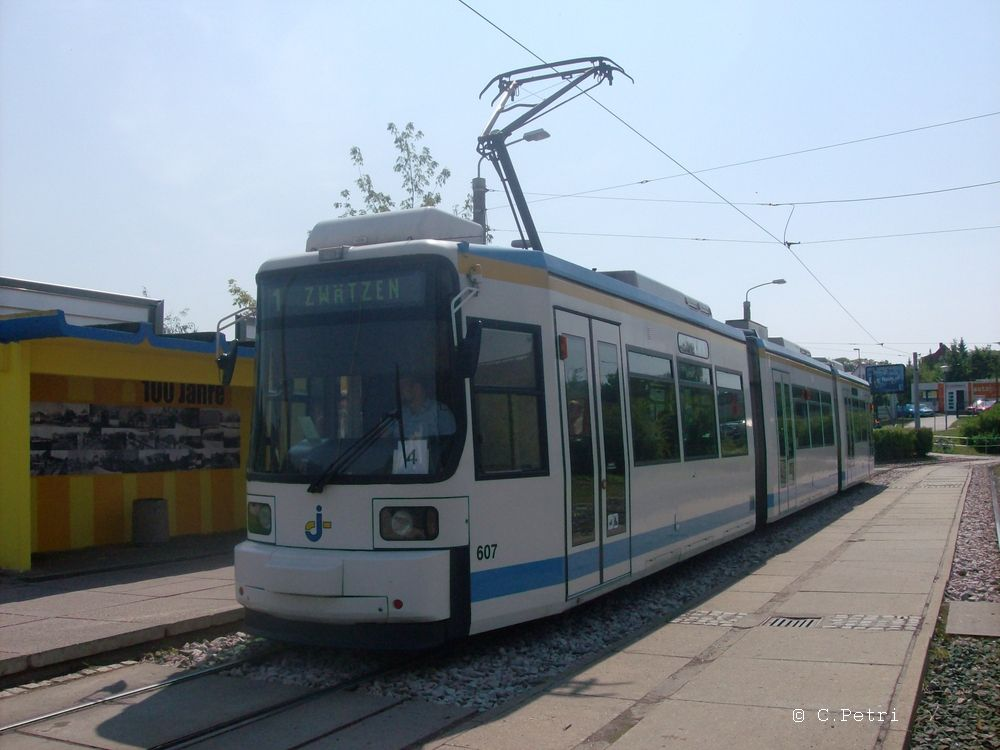 GT6M/ZR 607