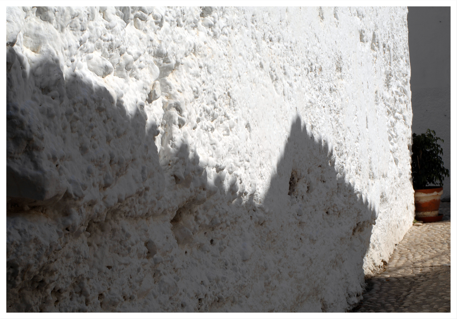 guadalest wall