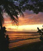 GUADELOUPE - Coucher de soleil -