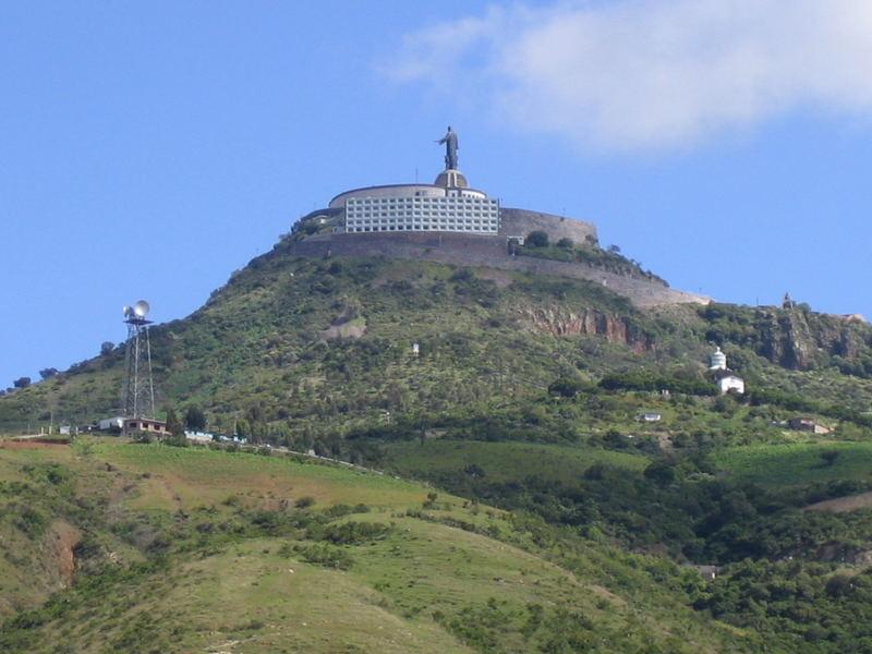 Guanajuato, Cristo rey