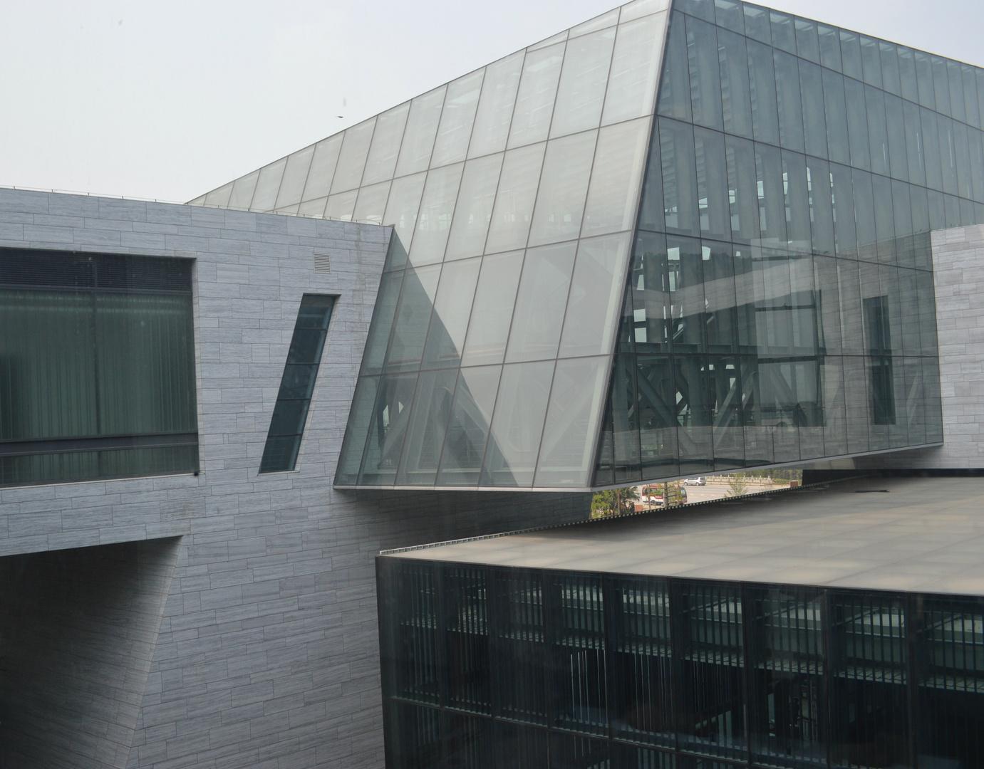 Guangzhou Museumsarchitektur