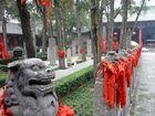 Guanlin Tempel in Luoyang (Henan)