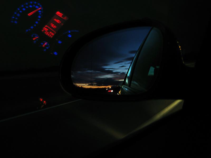Guardare sempre avanti, ma ogni tanto anche dietro...