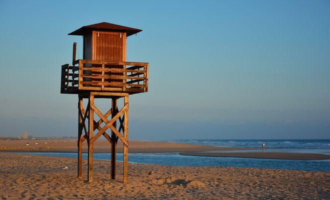 Guardia de playa