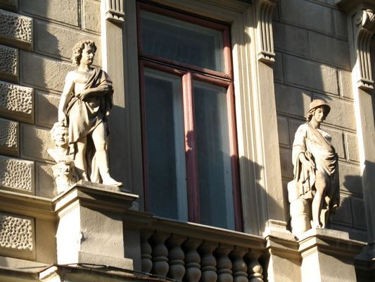 Guarding the window