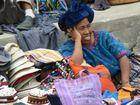 Guatemaltekische Frau