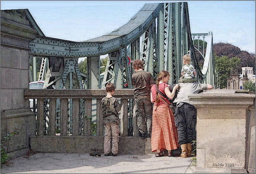 """Guck mal, da drüben ist Potsdam!"""