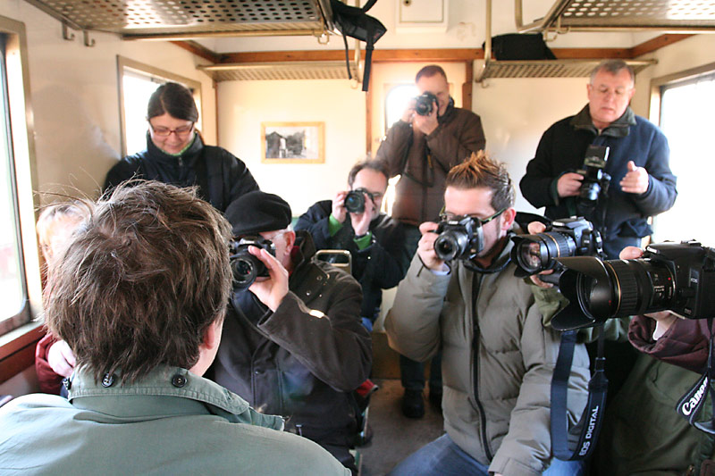 Günnis Pressekonferenz