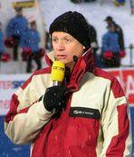 Günther Jauch in Oberstdorf