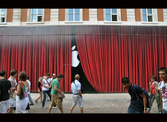 Guess Who´s Coming To Covent Garden