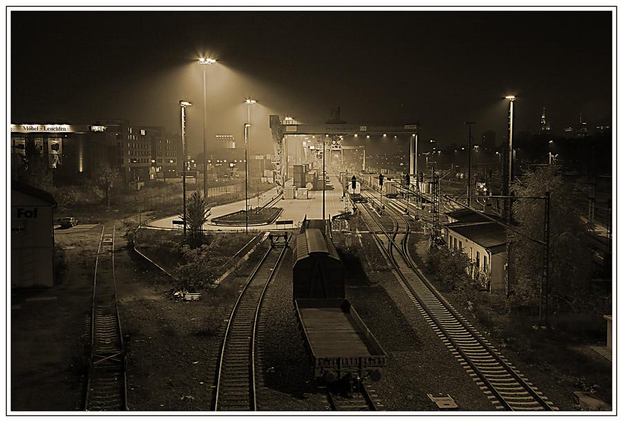 ..Güterbahnhof..
