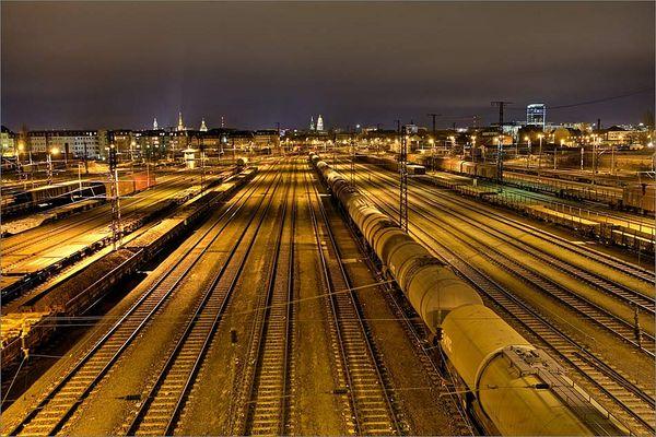 Güterbahnhof Dresden